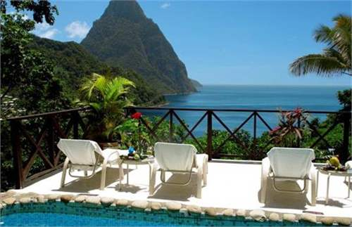 Hotel Palmiste, St Lucia