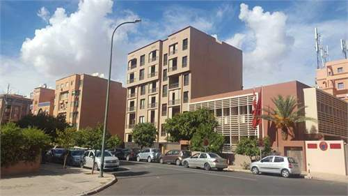 Hotel Marrakech, Morocco