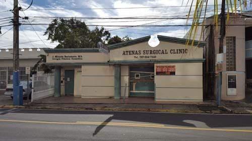 Office Building Manati Barrio-Pueblo, Puerto Rico