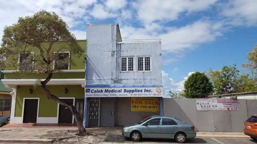 Office Building Dorado Barrio-Pueblo, Puerto Rico