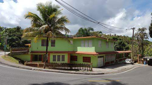 Office Building Guavate Barrio, Puerto Rico