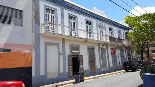 Office Building Puerta de Tierra Subbarrio, Puerto Rico