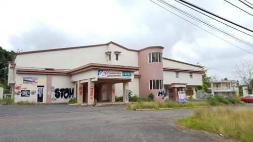 Office Building Cuchillas Barrio, Puerto Rico