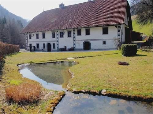 Cottage, Slovenia