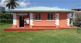 Office Building in Reduit, St Lucia