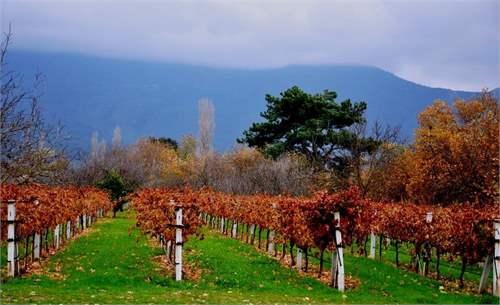 Farmland Selcuk Ilcesi, Turkey