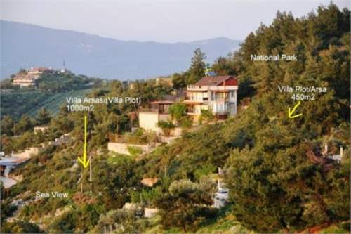 Building Plot Soeke, Turkey