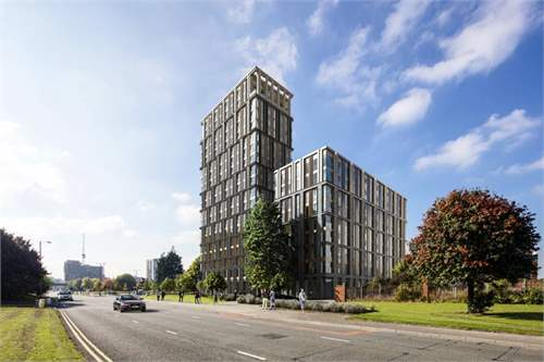 Studio  Residential Property in Liverpool, United Kingdom