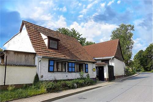 Cottage, Germany