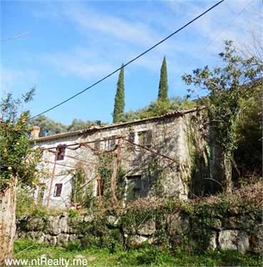 Ruin, Montenegro