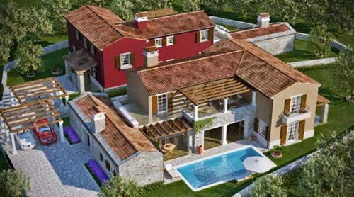 Land With Planning Svetvincenat, Croatia