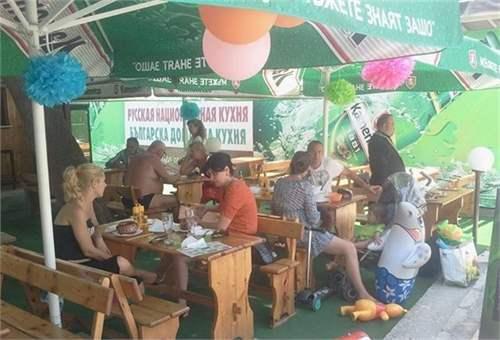 Restaurant Kiten, Bulgaria