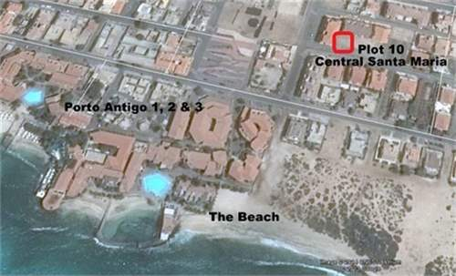 Building Plot Santa Maria, Cape Verde