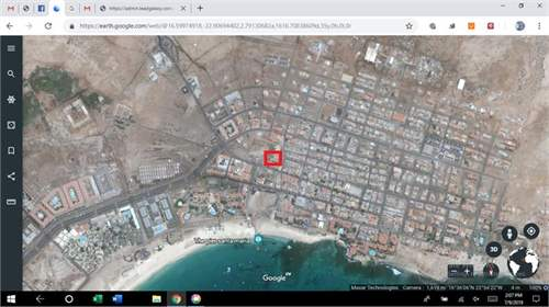 Development Land Santa Maria, Cape Verde