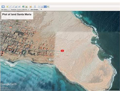 Building Plot Santa Maria, Cape Verde