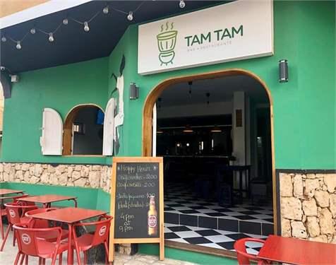 Bar Santa Maria, Cape Verde