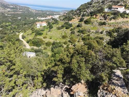 Building Plot Dimos Agios Nikolaos, Greece