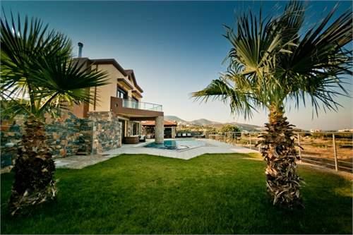 Villa, Greece