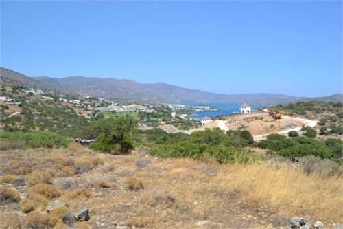 Building Plot Elounda, Greece
