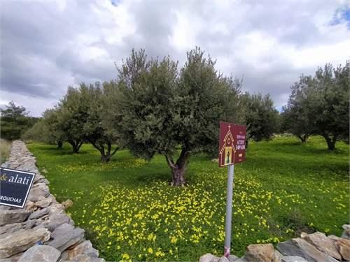 Building Plot Vrouchas, Greece