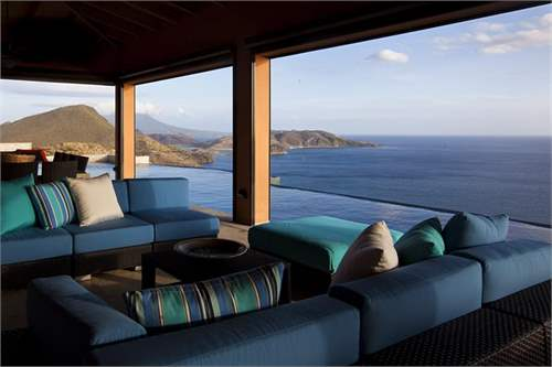 Mansion, St Kitts and Nevis